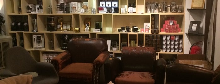 Caffè HABITŪ Coffee Academy & Roasting Studio is one of HK Best Coffee.