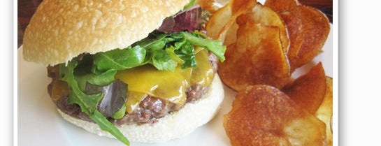 Five Bistro is one of Best Burgers Around the Country.