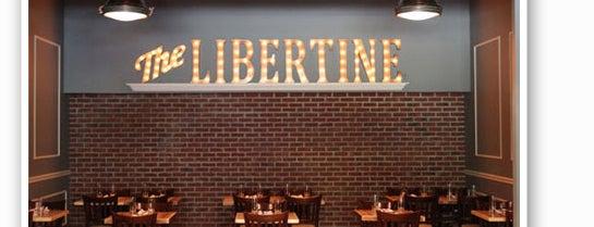 The Libertine Neighborhood Eatery is one of St. Louis, MO.