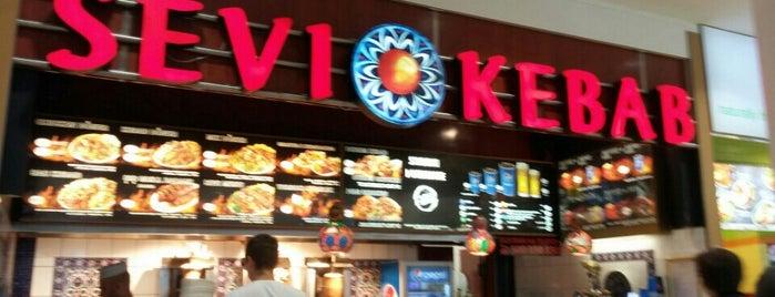 Sevi Kebab is one of Wroclaw-erasmus.