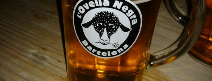 L'Ovella Negra is one of Barselona.