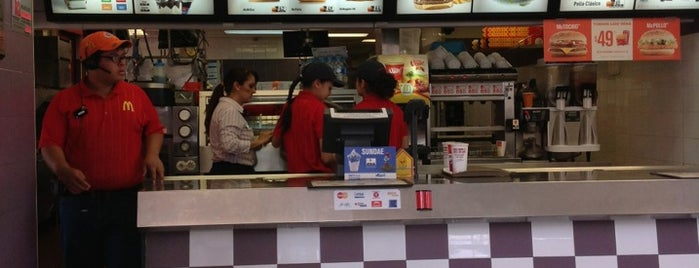 McDonald's is one of Must-visit Food in Aguascalientes.