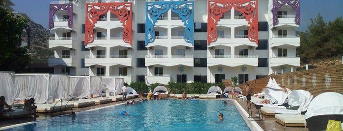 Anjelique Resort & Spa is one of Alanya Otelleri.