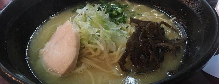 麺屋 壱の介 is one of 気になるリスト.