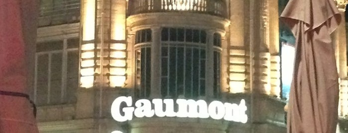 Gaumont Comédie is one of Orange Cinéday.