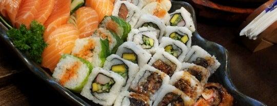 Ydaygorô Sushi Bar is one of Restaurante Japonês.