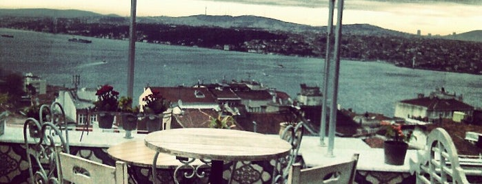 5. Kat is one of Istanbul - Europe.