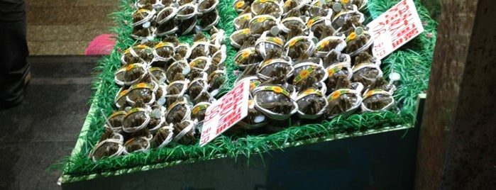 Fish Market is one of Guangzhou.
