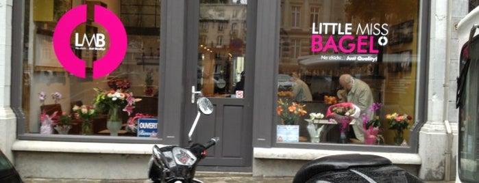 Little Miss Bagel is one of Brussels.