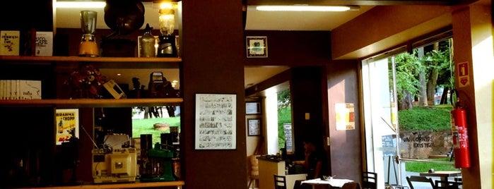 Sebinho Café is one of Restaurante.