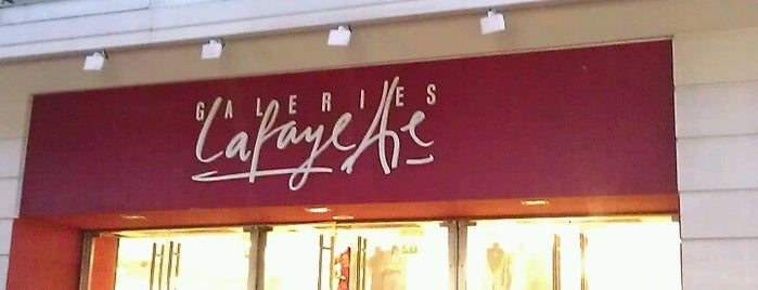 Galeries Lafayette is one of have don it.