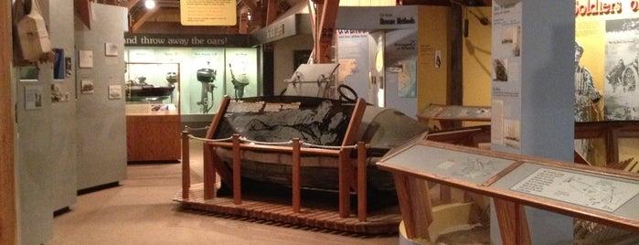 North Carolina Maritime Museum is one of Explore NC.