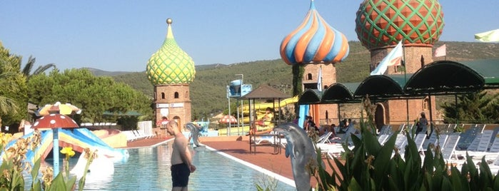 Adaland Aquapark is one of Kuşadası ...