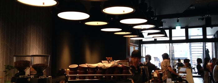 The Roastery by Nozy Coffee is one of Good coffee in Tokyo.