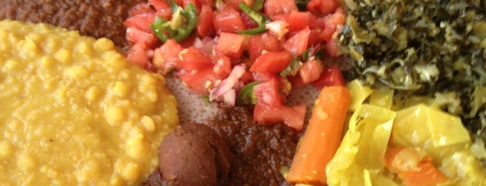 Ethiopic is one of Iconic D.C. Tastes.