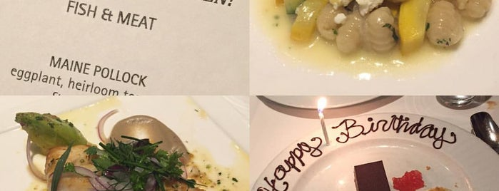 Telepan is one of 2014 Michelin Stars NYC.