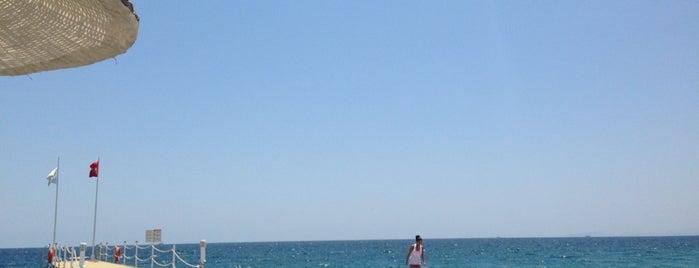 Hotel Su Beach is one of Yerler - Antalya.