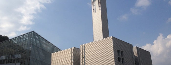 コアやまくに(中津市山国支所) is one of Observation Towers @ Japan.