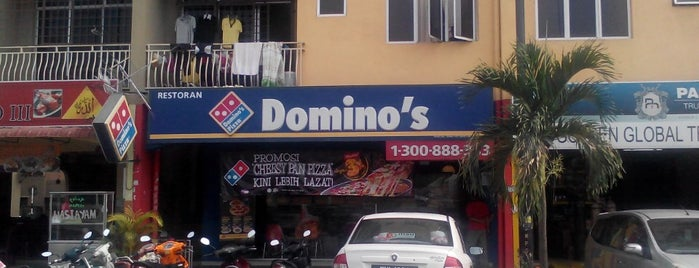 Domino's Pizza is one of rawang.