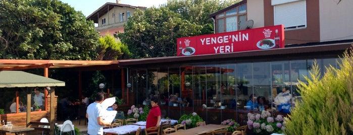 Yenge'nin Yeri Aile Köftecisi is one of Tadı Damağımda.