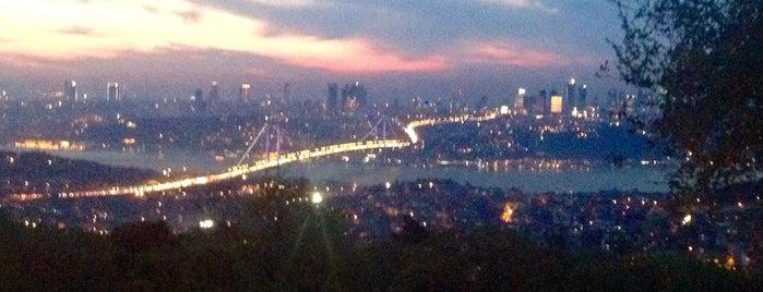Big Çamlıca Hill is one of İstanbul'daki Park, Bahçe ve Korular.