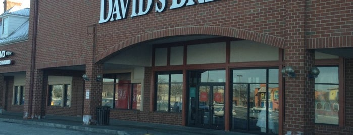 David's Bridal is one of Potential Vendors.