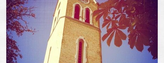 Templomkert, Kisboldogasszony bazilika is one of Budai hegység/Pilis.