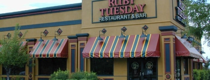 RubyTuesday is one of Feed up.
