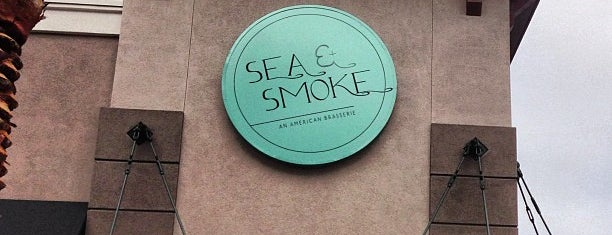 Sea & Smoke is one of SD: Food & Drinks.