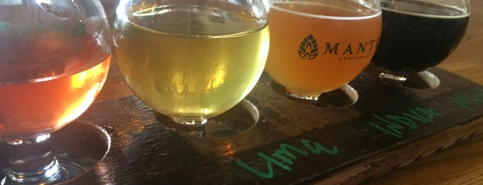 Mantra Artisan Ales is one of Nashville and Franklin.