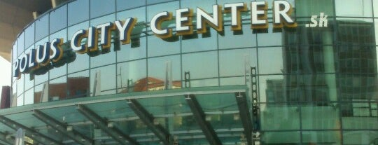 Polus City Center is one of Free WiFi.