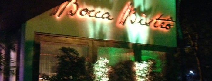 Bocca Bistro is one of Restaurantes (por danielsuco).
