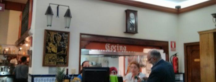 La Utielana is one of Bares, almuerzos, comida variadita normal....