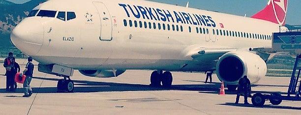 Isparta Süleyman Demirel Airport (ISE) is one of HAVALİMANLARI.