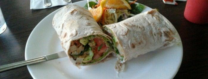 California Vegan Restaurant is one of Vegetarian / healthy <3.