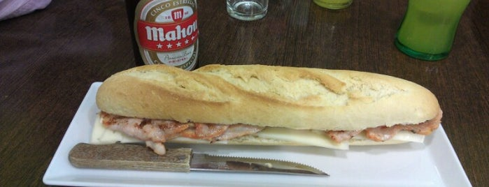 La Meka de la Baguette is one of Madrid: Comer y beber..