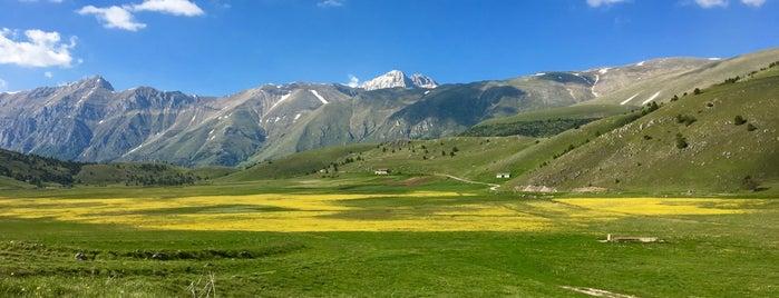 Parco Nazionale Del Gran Sasso E Monti Della Laga is one of True Nature: parks in Abruzzo.