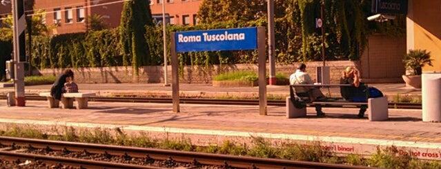 Stazione Roma Tuscolana is one of I consigli pratici.