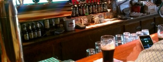 Mulligan's Pub is one of Hoboken.
