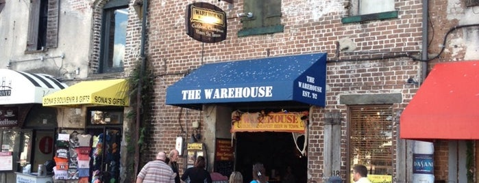 The Warehouse Bar & Grille is one of Food Worth Stopping For.