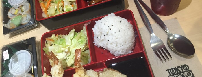 Tokyo Tokyo is one of When in Eastwood.
