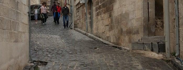 Bey Mahallesi is one of Gaziantep.