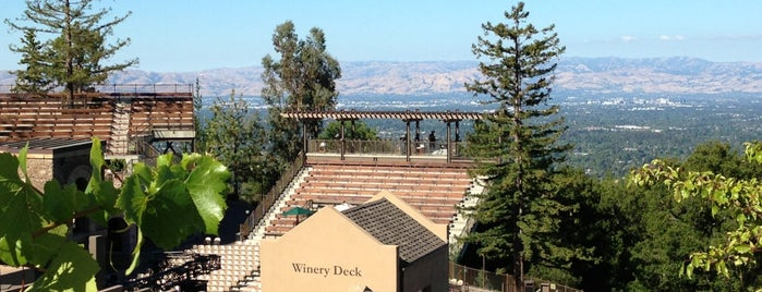 Mountain Winery is one of Nor Cal Destinations.