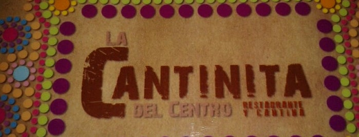 La Cantinita Del Centro is one of COCKTAIL BAR.