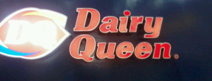 Dairy Queen is one of Uber Yogurt.