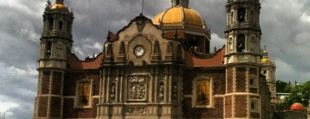 Basílica de Santa María de Guadalupe is one of México.