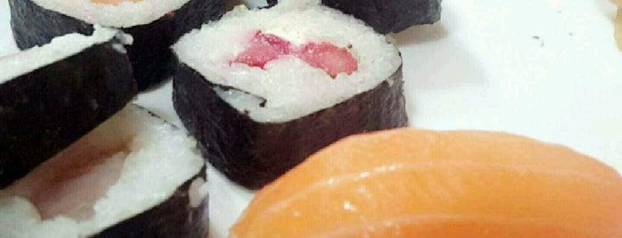 Cheng Gourmet is one of Guia Rio Sushi by Hamond.