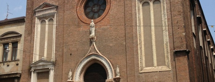 Basilica Sant'eufemia is one of Veneto best places.