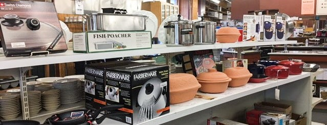 Smith Housewares & Restaurant Supply is one of Syracuse Foodie Trail: 1-10 miles.
