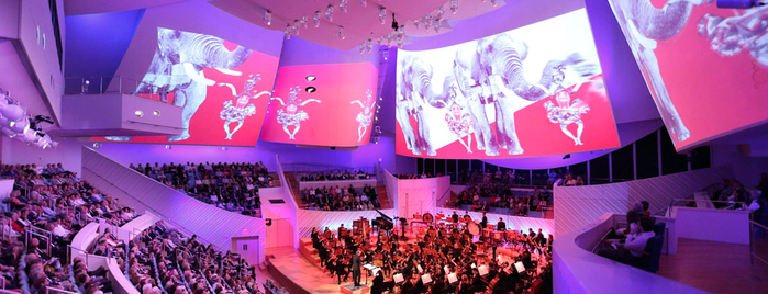 New World Symphony is one of VISU GUIDE TO MIAMI.